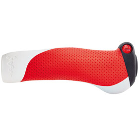 SQlab 711 Team Bike Grips red/white